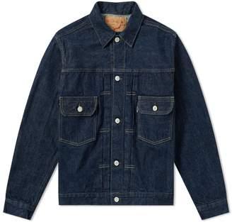 orSlow Selvedge Denim Jacket