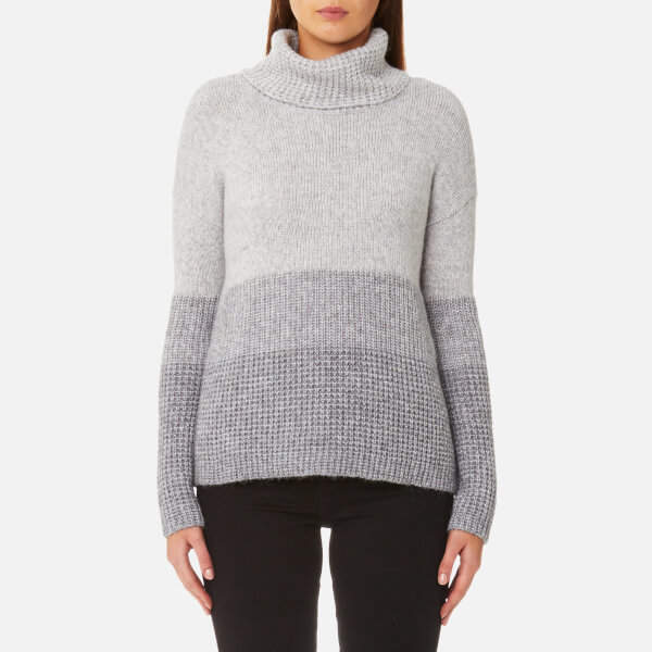 BOSS ORANGE Women's Ilke Jumper Grey