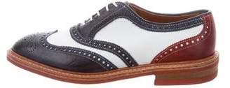 Allen Edmonds Wingtip Leather Brogues