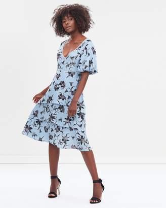 Atmos & Here Quinn Midi Dress