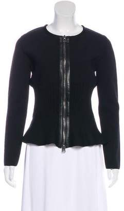 Tom Ford Long Sleeve Zip-Up Jacket