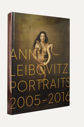 Phaidon Annie Leibovitz: Portraits 2005-2016 Hardcover Book - Dark brown