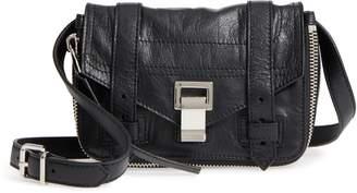 Proenza Schouler Mini PS1 Lambskin Leather Crossbody Bag
