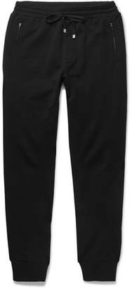 Dolce & Gabbana Slim-Fit Tapered Cotton-Jersey Sweatpants