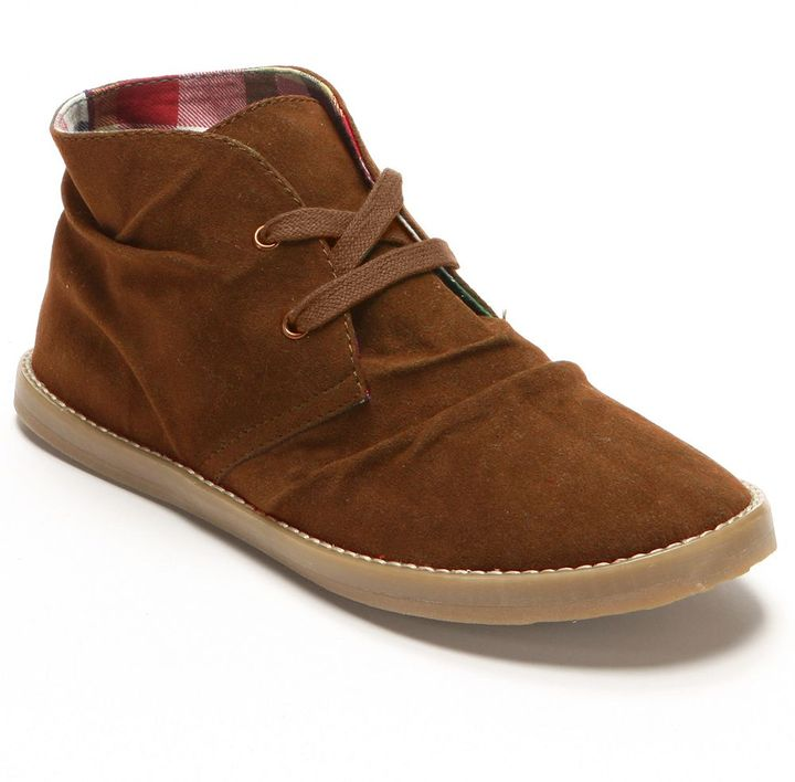 Rocket Dog Unleashed by roller chukka booties - women