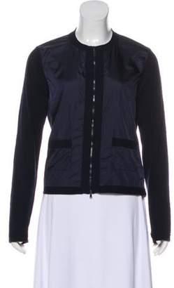 Moncler Lightweight Knit Jacket Lightweight Knit Jacket