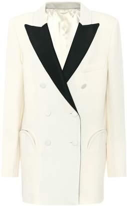 BLAZÉ MILANO Everyday wool crepe blazer