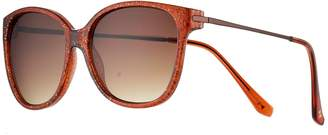Lauren Conrad Kozar 55mm Square Sunglasses