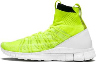 Nike HTM Free Mercurial Superfly Volt/White
