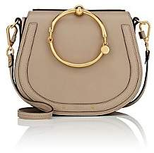 Chloé Women's Nile Medium Crossbody Bag - Light Gray