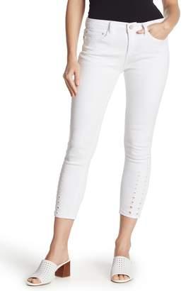 Banjara Eyelet Ankle Skinny Jeans