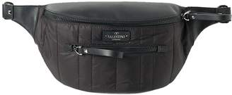 Valentino Nylon and Leather Waist bag