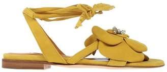 Olgana Paris Toe post sandal