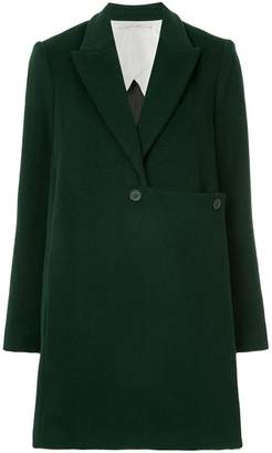 Rosetta Getty classic single-breasted coat