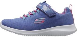 Skechers Girls Ultra Flex - First Choice Trainers Purple/Pink