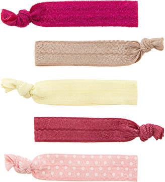 Accessorize 5x Bon Bon Hair Ties