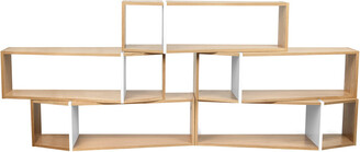 Temahome One Module Composition Bookcase