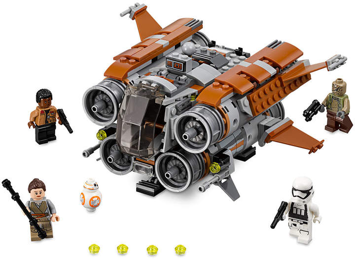 Jakku Quadjumper Playset by LEGO - Star Wars