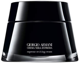 Giorgio Armani Limited Edition Crema Nera Supreme Reviving Cream Light Texture