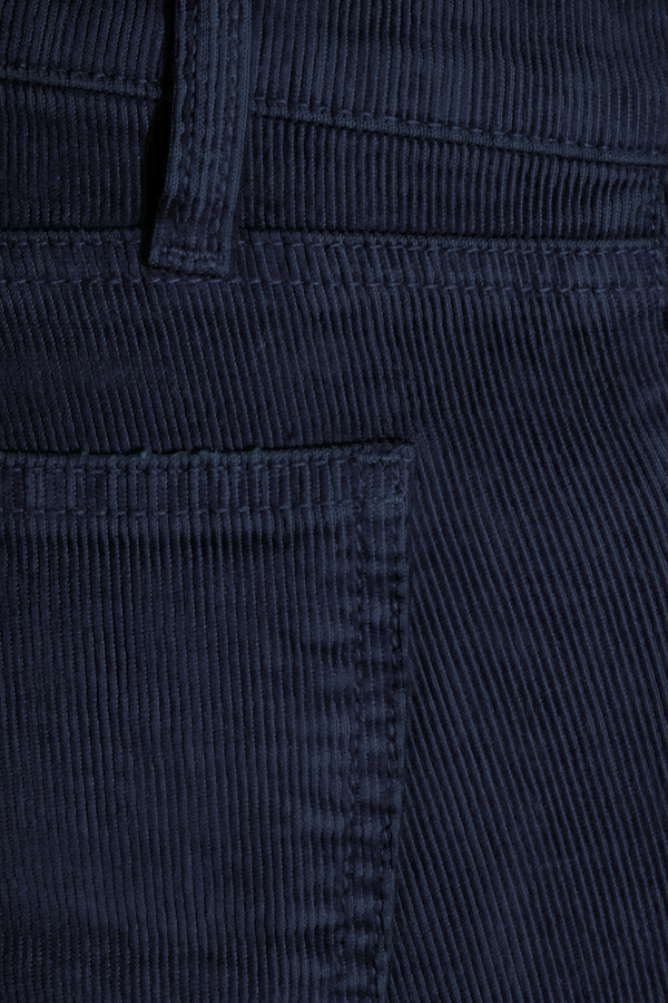 Current/Elliott The Skinny low-rise corduroy jeans