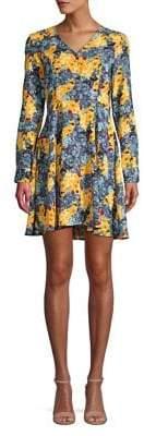 Vero Moda Floral Shirt Dress