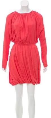 AllSaints Gathered Mini Dress w/ Tags