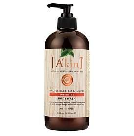 Akin A'KIN Orange Blossom & Juniper Body Wash 500Ml