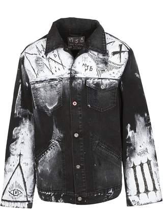 Burton Marc Jacques Paint Splatter Jacket