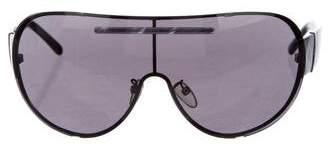 Etro Shield Tinted Sunglasses
