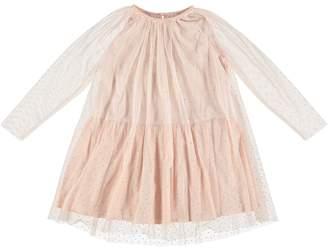 Stella McCartney Girls Misty Rhinestone Dress