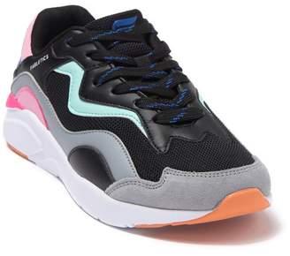 LDS Fabletics Active Black Lace-Up Sneaker