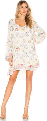 Spell & The Gypsy Collective Posy Long Sleeve Mini Dress