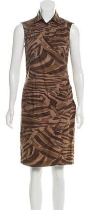 Max Mara Weekend Sleeveless Midi Dress