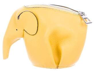 Loewe Elephant Coin Purse