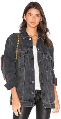 Alexander Wang DENIM x Daze Denim Jacket