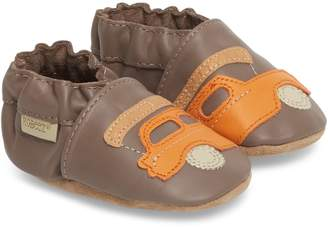 Robeez R) Life is an Adventure Crib Shoe