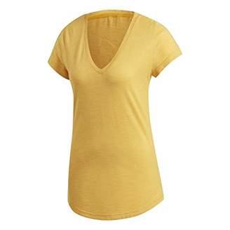 adidas Women's Id Winners Vt Tee Shirt,XL