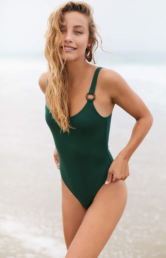 La Hearts By PacSun Ring One Piece Swimsuit