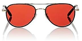 Garrett Leight Men's Linnie Sunglasses - Red