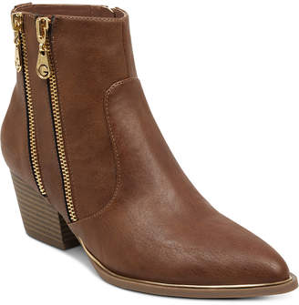 G by Guess Indiee Western Booties Women Shoes
