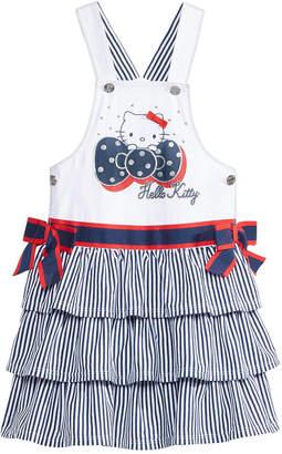 Hello Kitty Ruffle Jumper, Toddler Girls