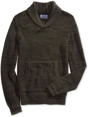 American Rag Men's Shawl-Collar Sweater, Only at Macy's $40 thestylecure.com