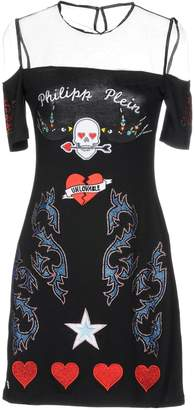 Philipp Plein Short dresses