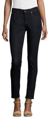 Eileen Fisher Organic Soft Stretch Skinny Jeans, Vintage Black, Petite