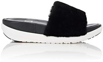 FitFlop LIMITED EDITION Women's Shearling Slide Sandals