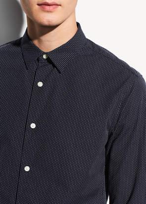 Mini Foulard Print Long Sleeve
