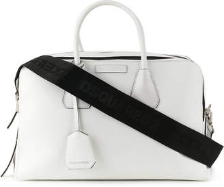 DSQUARED2 top handles holdall