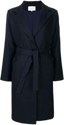 Marcha wrap-around coat