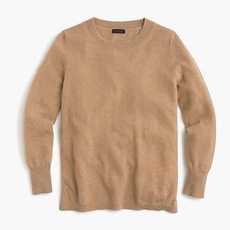 J.Crew Three-quarter sleeve everyday cashmere crewneck sweater