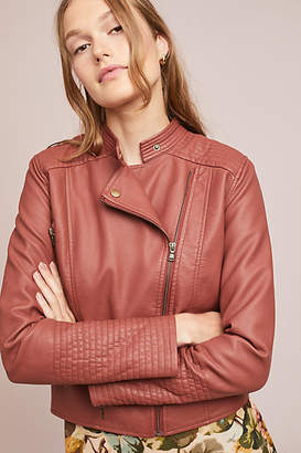 Moto ett:twa Vegan Leather Jacket